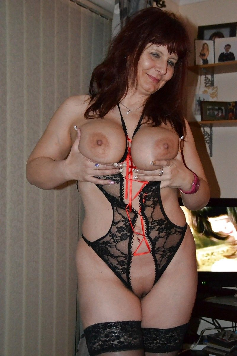 Busty German Mature Spreading For Your Cock  Girlfriend -2671