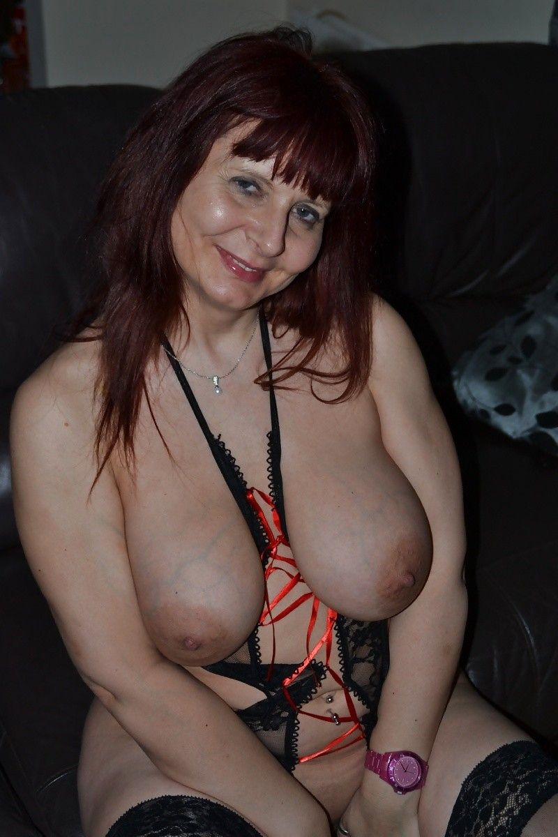 Busty German Mature Spreading For Your Cock  Girlfriend -5149
